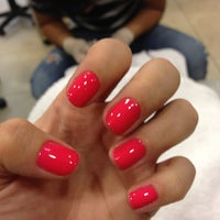 Photo Taken At Spa Amp Nail Fever Brickell By Klept On 4
