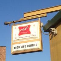 Снимок сделан в High Life Lounge пользователем Luke W. 5/11/2013