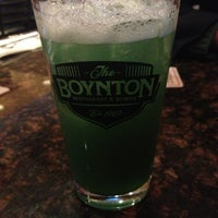 2/25/2013에 Cailie M.님이 The Boynton Restaurant & Spirits에서 찍은 사진