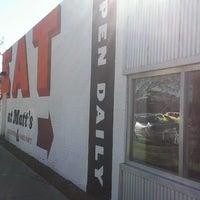 Photo taken at Matt's Big Breakfast by Michael C. on 3/13/2013