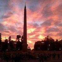 Foto scattata a Piazza del Popolo da Paola C. il 1/4/2013
