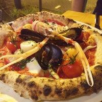 Снимок сделан в Pizza Fabbrica пользователем Filberto B. 5/22/2015