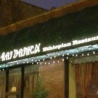 3/2/2013에 Jessica U.님이 Ras Dashen Ethiopian Restaurant에서 찍은 사진