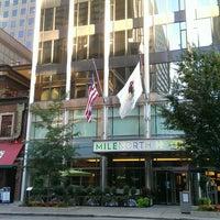 9/24/2013 tarihinde Isaac G.ziyaretçi tarafından MileNorth, A Chicago Hotel'de çekilen fotoğraf