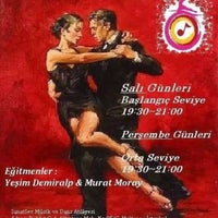 Foto diambil di Pileki Libadiye oleh Mor Müzik ve Dans Atölyesi m. pada 4/19/2017