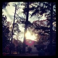 Foto tirada no(a) Terrell Mill Park por Cassie E. em 11/18/2012