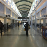 Снимок сделан в Louis Armstrong New Orleans International Airport (MSY) пользователем Clark N. 2/1/2013