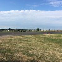 7/21/2016 tarihinde Yair F.ziyaretçi tarafından Tempelhofer Feld'de çekilen fotoğraf