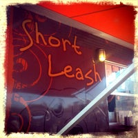 Photo taken at Short Leash Mobile Hot Dog Eatery by Jim D. on 3/2/2013