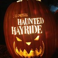 Das Foto wurde bei Los Angeles Haunted Hayride von Marcello P. am 10/14/2013 aufgenommen