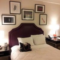 6/3/2013 tarihinde Cheryl W.ziyaretçi tarafından The Lexington Hotel, Autograph Collection'de çekilen fotoğraf