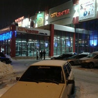 Снимок сделан в ТРЦ «Сити Центр» пользователем Denis S. 1/28/2013