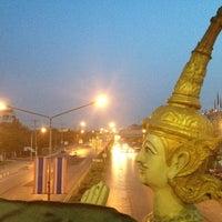 3/14/2013 tarihinde YodYah N.ziyaretçi tarafından หน้า ม.มหิดล ศาลายา'de çekilen fotoğraf