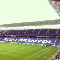 Photo prise au RCDE Stadium par Raquel I. le4/25/2013