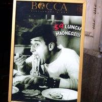 Photo prise au Bocca Restaurant par Sasha S. le12/28/2012