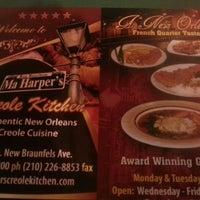 Ma Harper S N Awlins Creole Kitchen 1816 N New Braunfels Ave