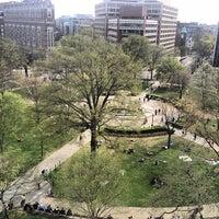 Снимок сделан в Dupont Circle пользователем D S. 4/14/2013