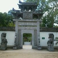 Das Foto wurde bei Chinesischer Garten von Gigi am 6/5/2013 aufgenommen