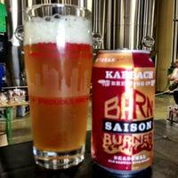 Снимок сделан в Karbach Brewing Co. пользователем  ℋumorous 5/18/2013
