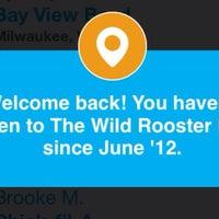 รูปภาพถ่ายที่ The Wild Rooster Bar โดย  ℋumorous เมื่อ 4/11/2014
