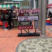 Foto scattata a Tong Chong Street Market da Janet C. il 1/13/2019