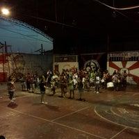 2/2/2014 tarihinde Fabio K.ziyaretçi tarafından G.R.C.S Escola de Samba Unidos de São Lucas'de çekilen fotoğraf