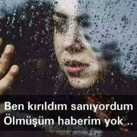 Снимок сделан в İhsaniye пользователем Osmik 3/16/2018