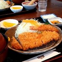 Foto tirada no(a) とんかつ風間 por Ryoya T. em 7/11/2016