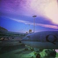 7/2/2013 tarihinde Zeynep O.ziyaretçi tarafından Ankara Esenboğa Havalimanı (ESB)'de çekilen fotoğraf