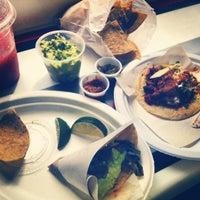 Foto diambil di Los Tacos No.1 oleh Kasey T. pada 6/15/2013