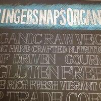 5/13/2014에 Alessandra B.님이 Gingersnap's Organic에서 찍은 사진