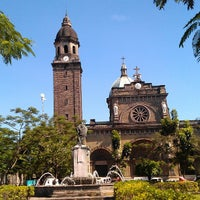 Foto tomada en Cathedral-Basilica of the Immaculate Conception of Manila (Manila Cathedral) por Luis Anthony O. el 3/12/2013