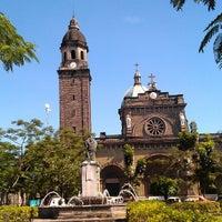 3/12/2013 tarihinde Luis Anthony O.ziyaretçi tarafından Cathedral-Basilica of the Immaculate Conception of Manila (Manila Cathedral)'de çekilen fotoğraf