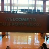 Foto diambil di Gulfport-Biloxi International Airport (GPT) oleh cecil w. pada 11/20/2012
