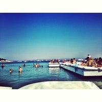 7/14/2013 tarihinde Ezgi T.ziyaretçi tarafından Sole&Mare'de çekilen fotoğraf