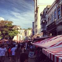 Foto tirada no(a) Feira do Rio Antigo por Fabio A. em 7/6/2013