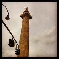 Снимок сделан в Washington Monument пользователем Stanislav L. 9/17/2012
