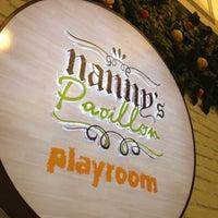 Das Foto wurde bei Nanny's Pavillon - Playroom von adrie a. am 2/17/2013 aufgenommen