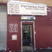 2/9/2013 tarihinde Ian P.ziyaretçi tarafından Xi'an Famous Foods'de çekilen fotoğraf