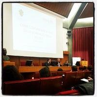 Foto scattata a Fondazione Edmund Mach da Ilaria R. il 11/8/2013
