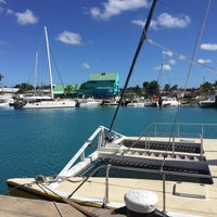 Photo prise au Dockside at Tiami par I. W. W. le11/14/2015