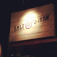 Photo prise au Salt & Straw par Talon B. le3/16/2013
