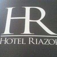 Foto diambil di Hotel Riazor oleh Emmanuel G. pada 1/31/2013