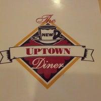 10/20/2012 tarihinde Ian S.ziyaretçi tarafından Uptown Diner'de çekilen fotoğraf