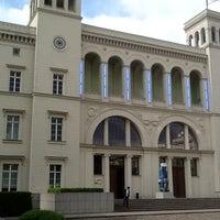 Photo prise au Hamburger Bahnhof – Museum für Gegenwart par Cankut B. le5/29/2013