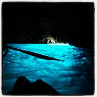Foto scattata a Grotta Azzurra da 永 斉. il 6/13/2013