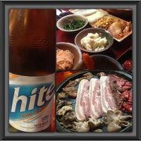 Foto tomada en Hae Jang Chon Korean BBQ Restaurant por Debbie N. el 11/29/2012