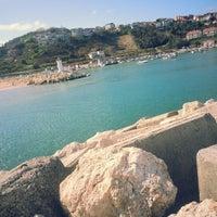 9/29/2012 tarihinde Berna Y.ziyaretçi tarafından Karaburun Liman'de çekilen fotoğraf
