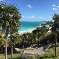 Das Foto wurde bei Sandy Toes, Rose Island von Jorge V. am 1/31/2015 aufgenommen