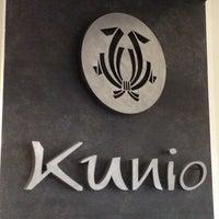 รูปภาพถ่ายที่ Kunio โดย Morichi I. เมื่อ 5/30/2013